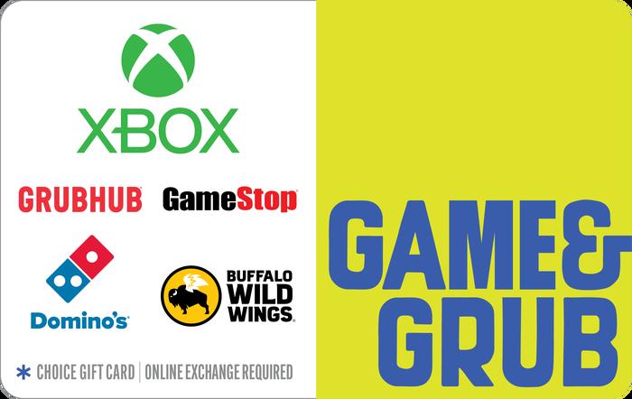 Game & Grub eGift