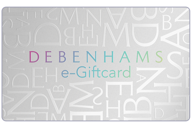 Debenhams B2B eGift