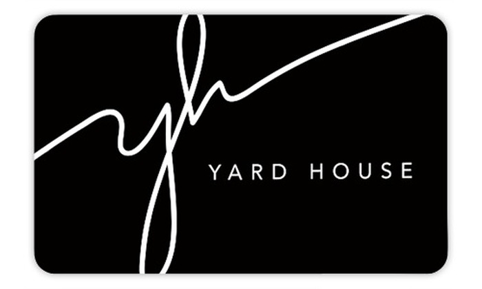 Yard House® Gift Card