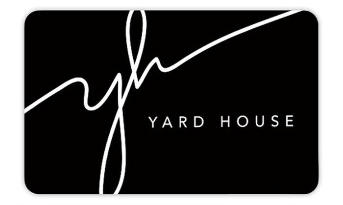 Yard House® Gift Card