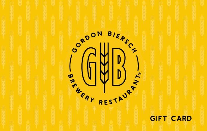 Gordon Biersch eGift Card
