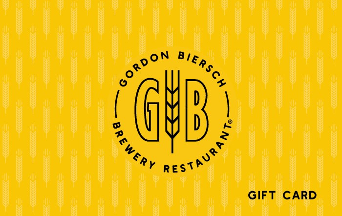 Gordon Biersch eGift
