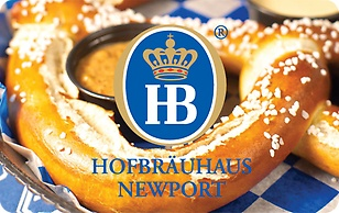 Hofbrauhaus Newport eGift Card