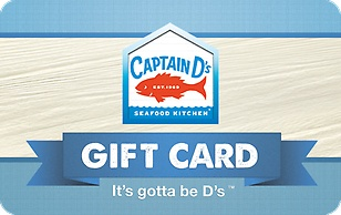 Captain D's eGift