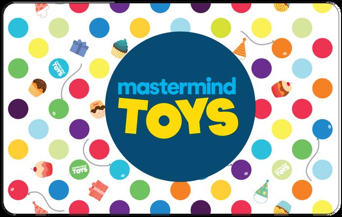 Mastermind Toys eGift Card