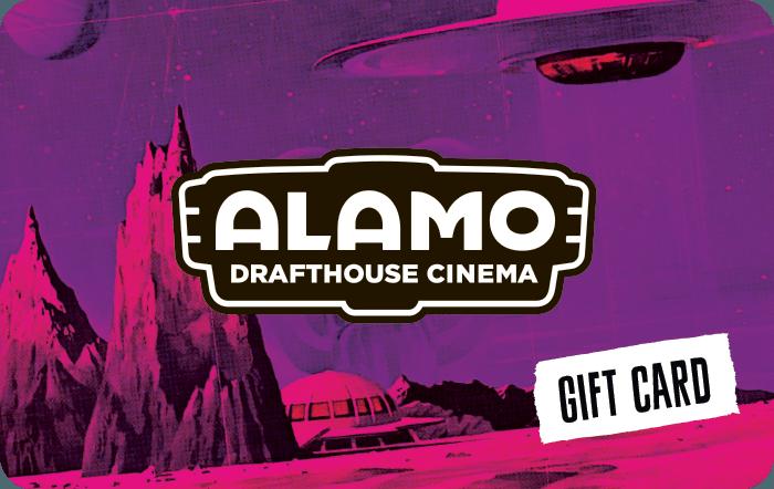 Alamo Drafthouse Cinemas Gift Card