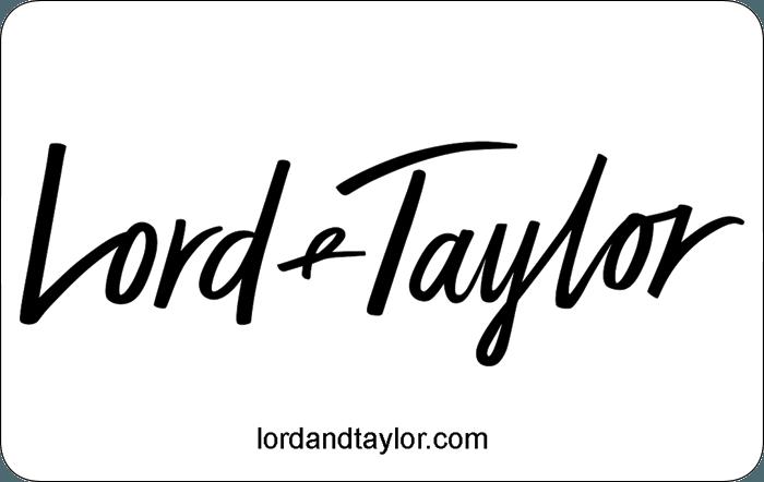 Lord + Taylor eGift Card