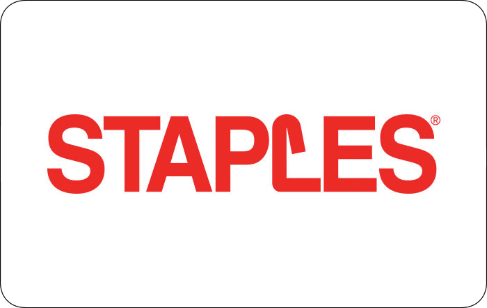 Staples MMH eGift