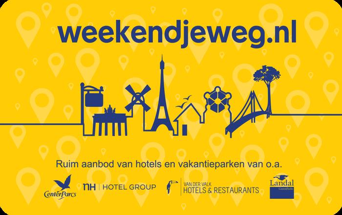 WeekendjeWeg digitale code