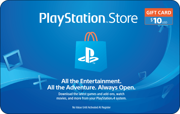 Sony PlayStation Store eGift Card