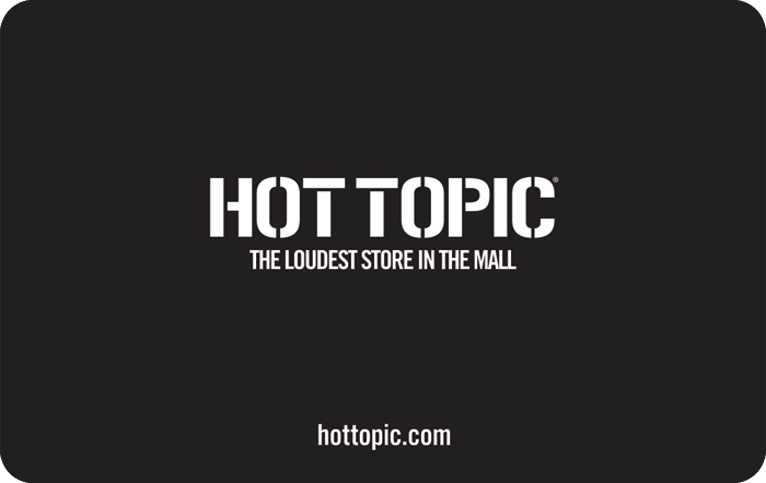 Hot Topic Gift Card | Kroger