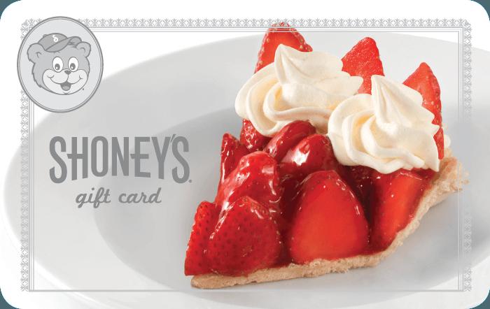 Shoney's Gift Card