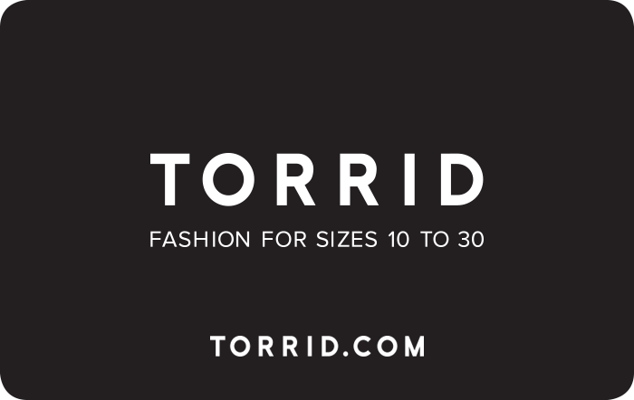 Torrid eGift Card