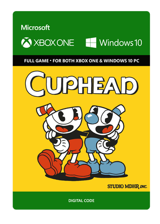 XBOX C2C CUPHEAD FULL GAME $19.99