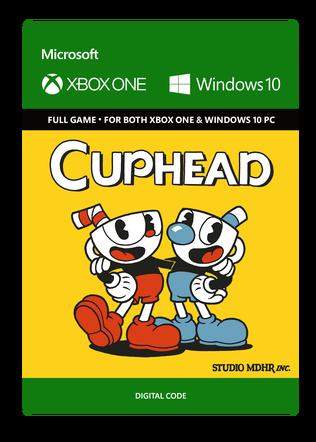 XBOX C2C CUPHEAD FULL GAME $19.99
