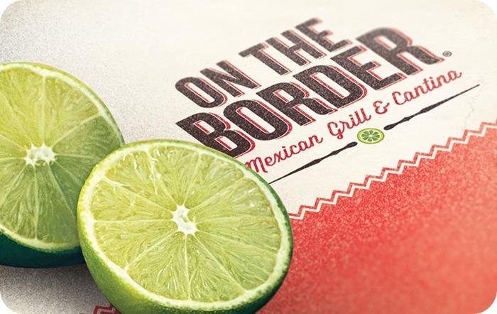 On The Border eGift Cards