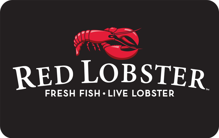 Red Lobster 2016 eGift