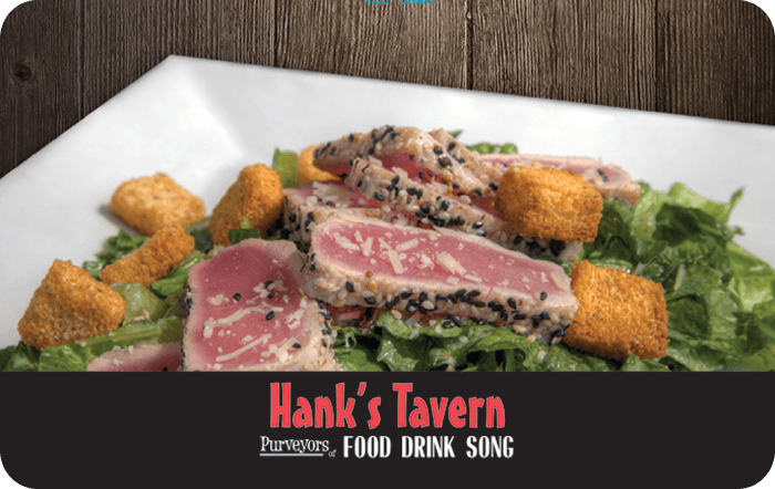 Hanks Tavern Gift Card