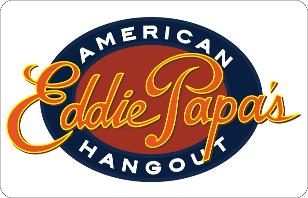 Eddie Papas American Hangout eGift Card