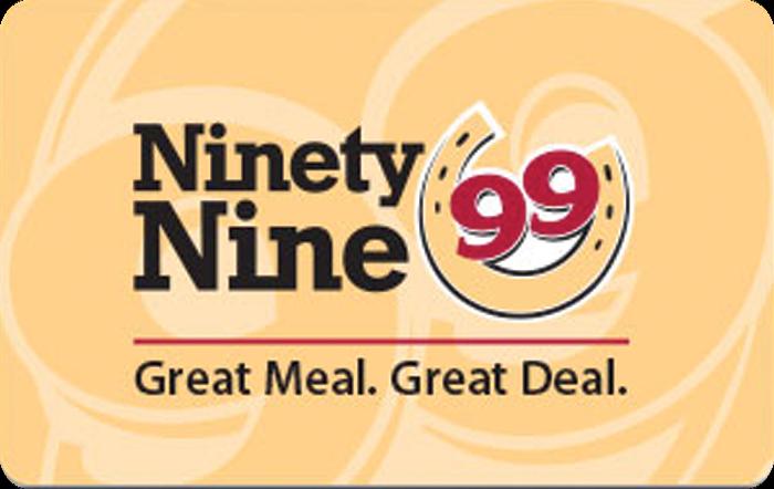 Ninety Nine Restaurants Gift Cards