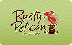 Rusty Pelican Gift Card