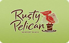 Rusty Pelican Gift Card