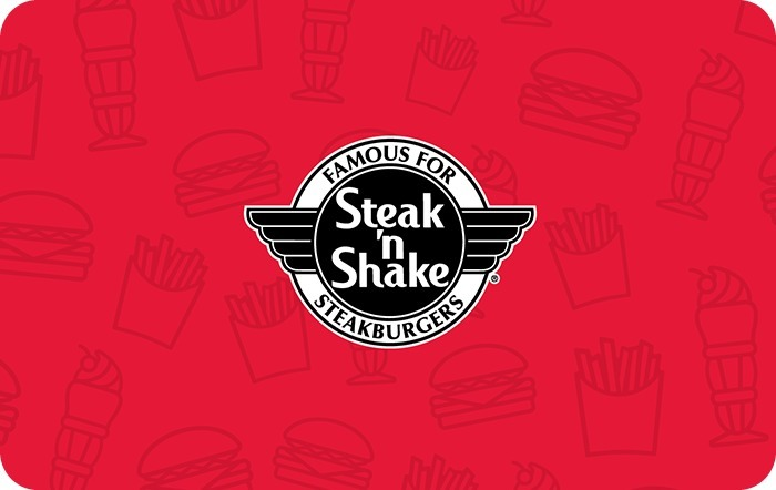 Steak 'n Shake eGift Card