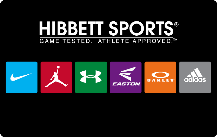 Hibbett Sports eGift Card