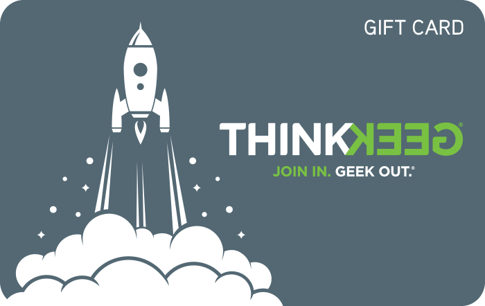 ThinkGeek eGift Card