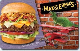 Max & Ermas eGift Card