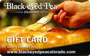 Black-eyed Pea Colorado eGift