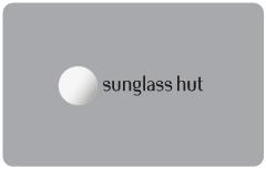 Sunglass Hut Silver Gift Card