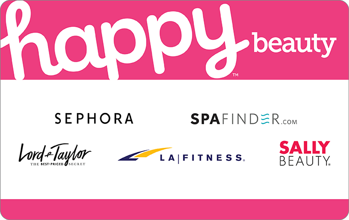 Happy Beauty Gift Card