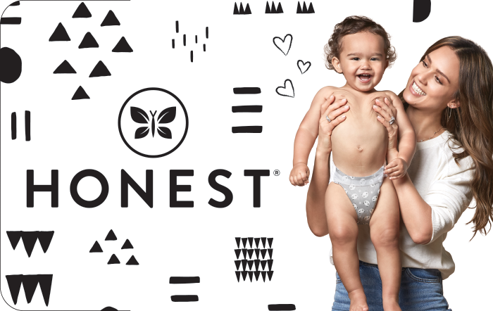 The Honest Company eGift Card
