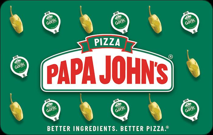 Papa John's Pizza eGift