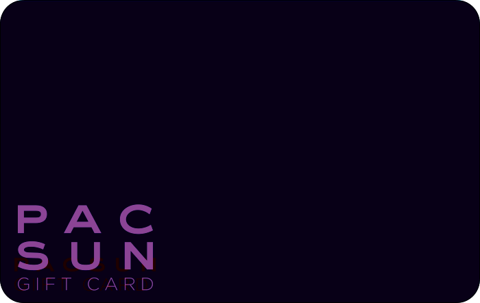 Pacsun eGift Card