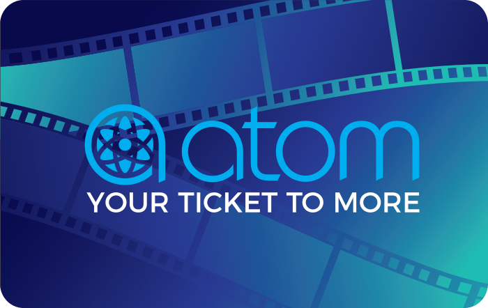 Atom Tickets eGift Card