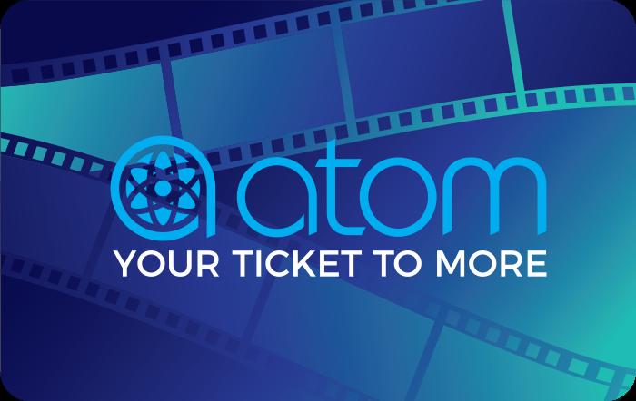 Atom Tickets eGift