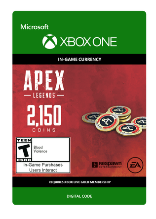 Apex Legends 2150 Coin Digital Download