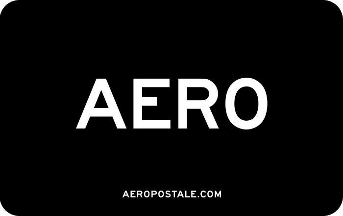 Aeropostale Gift Cards