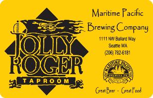 Maritime Pacific Brewing Company eGift Card