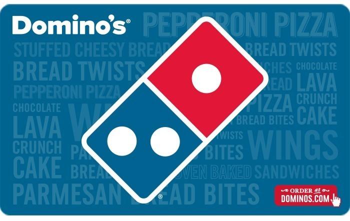 Domino's eGift