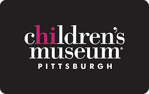Childrens Museum Pittsburgh eGift Cards