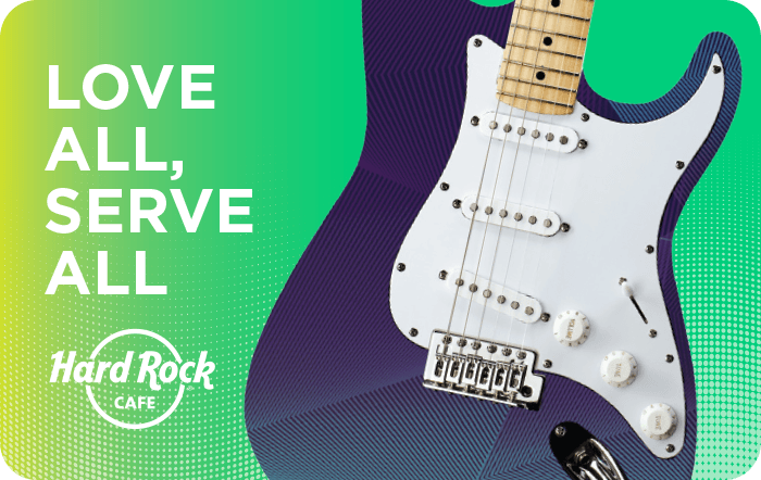 HARD ROCK® CAFE eGift
