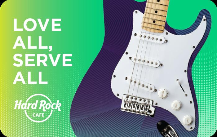 Hard Rock Cafe eGift Card