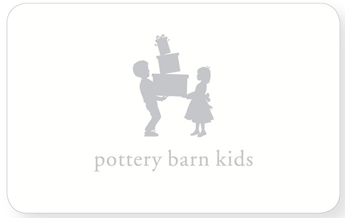 Pottery Barn Kids e-Gift