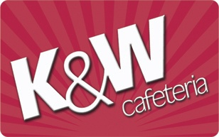 K and W Cafeterias eGift