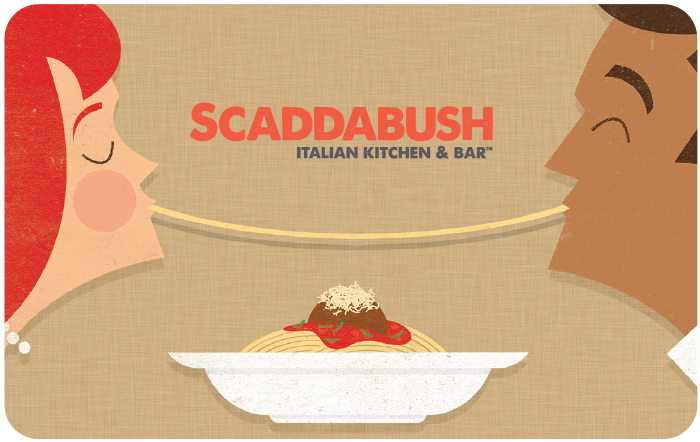 Scaddabush eGift Card