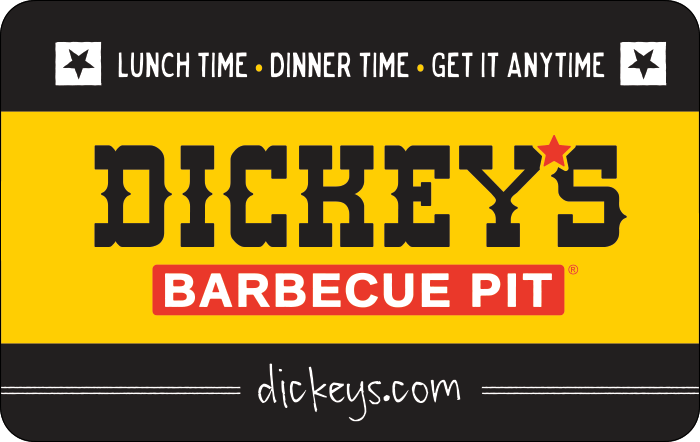 Dickey's Barbecue Restaurants eGift Card
