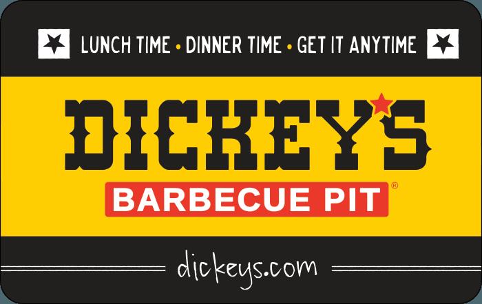 Dickey's Barbecue Restaurants eGift